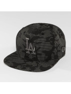 New Era snapback cap Night Time Reflective LA Dodgers 9Fifty zwart