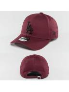 New Era Snapback Capler League Essential LA Dodgers 9Forty kırmızı