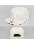 New Era Snapback Caps League Basic NY Yankees beige