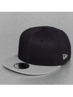 New Era Snapback Caps Contrast Classic blå