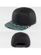 New Era Snapback Caps West Coast Visor Print San Diego Padres blå