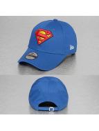 New Era Snapback Caps Hero Essential Superman 9Forty blå