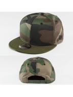 New Era Snapback Caps Flag Contrast camouflage