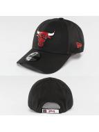 New Era Snapback Caps The League Chicago Bulls czarny