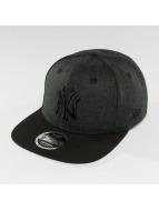 New Era Snapback Caps Seasonal Heather NY Yankees grå