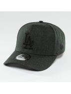 New Era Snapback Caps Seasonal Heather Aframe LA Dodgers grå