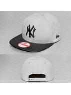 New Era Snapback Caps Hex NY Yankees harmaa