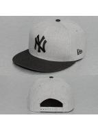 New Era Snapback Caps NY Yankees harmaa