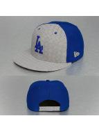 New Era Snapback Caps Woven Front Visor New York Yankees harmaa