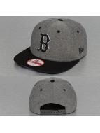 New Era Snapback Caps Palm Print Boston Red Sox harmaa