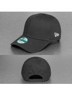 New Era Snapback Caps Basic harmaa