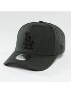 New Era Snapback Caps Seasonal Heather Aframe LA Dodgers harmaa