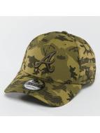 New Era Snapback Caps Seasonal Camo Atlanta Braves9Forty kamuflasje