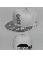 New Era Snapback Caps Camo Break Chicago White Sox moro