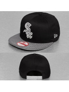New Era Snapback Caps MLB Team Chicago White Socks Mesh musta