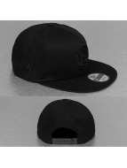 New Era Snapback Caps NBA Black On Black en State Warriors 9Fifty musta