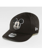 New Era Snapback Caps Essential Mickey Mouse 9Forty musta