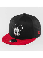 New Era Snapback Caps Hero Essential Mickey Mouse musta