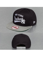 New Era Snapback Caps Superscript New York Yankees niebieski