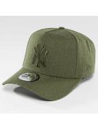 New Era Snapback Caps Seasonal Heather Aframe NY Yankees oliwkowy