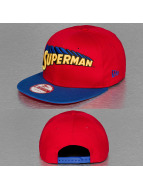 New Era Snapback Caps Hero Mark Superman punainen