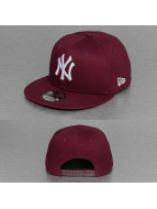 New Era Snapback Caps MLB League Essential NY Yankees 9Fifty punainen