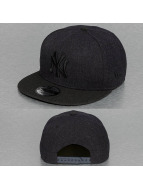 New Era Snapback Caps Contrast Heather NY Yankees sininen