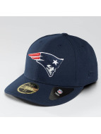 New Era Snapback Caps Team Classic New England Patriots sininen