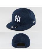 New Era Snapback Caps Denim Essential NY Yankees sininen