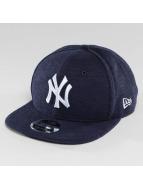 New Era Snapback Caps Slub NY Yankees 9Fifty sininen