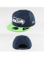 New Era Snapback Caps Seattle Seahawks sininen