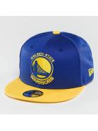 New Era Snapback Caps NBA Team Golden State Warriors sininen