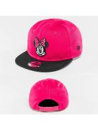 New Era Snapback Caps Hero Essential Minnie Mouse vaaleanpunainen