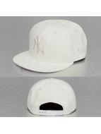 New Era Snapback Caps Tonal Snap New York Yankees valkoinen