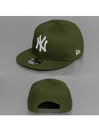 New Era Snapback Caps MLB League Essential NY Yankees 9Fifty vihreä