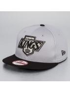 New Era Snapback NHL Cotton Block LA Kings gris