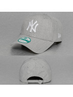New Era Snapback Heather Essential NY Yankees 9Forty gris