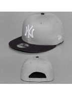 New Era Snapback Team Classic NY Yankees gris