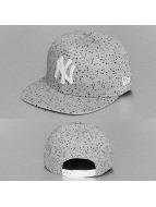 New Era Snapback Paint Spot New York Yankees gris