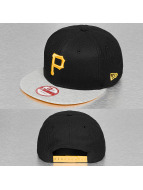 New Era Snapback Jersey Diamond Pittsburgh Pirates jaune