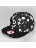 New Era Snapback SA Crown Boston Red Sox noir