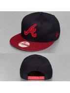 New Era Snapback MLB Team Atlanta Braves Mesh noir