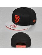 New Era Snapback Jersey Diamond San Francisco Giants noir