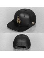 New Era Snapback Metal Prime LA Dodgers noir