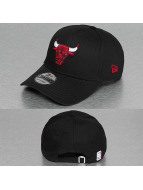 New Era Snapback NBA Team Chicago Bulls 9Forty noir