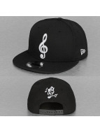 New Era Snapback Music Note 9Fifty noir