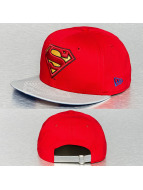 New Era Snapback Reflecto Superman rouge