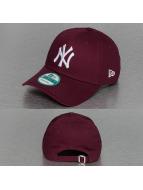 New Era Snapback League Essentials NY Yankees rouge
