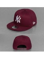 New Era Snapback MLB League Essential NY Yankees 9Fifty rouge