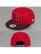 New Era Snapback Bas Reverse Boston Red Sox 9Fifty rouge